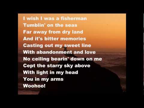 Fisherman's Blues   karaoke version by dp