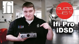 Ifi Pro iDSD Professional Headphone Amplifier/Preamplifier
