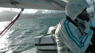 Sailing On The Beagle Channel