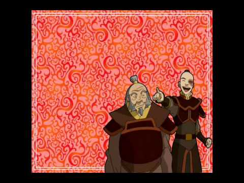 Avatar the Last Airbender: Four Seasons For Love Remix