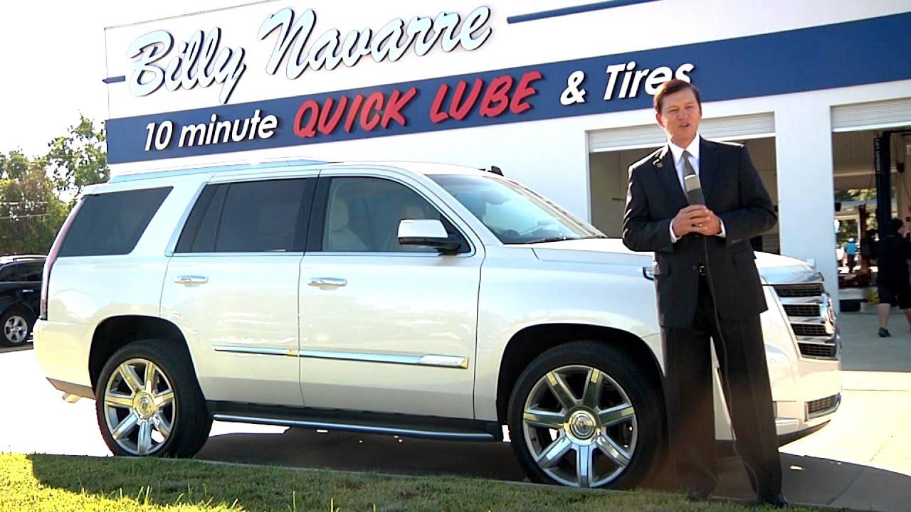 Billy Navarre Chevrolet Lake Charles Louisiana N 7 320 15