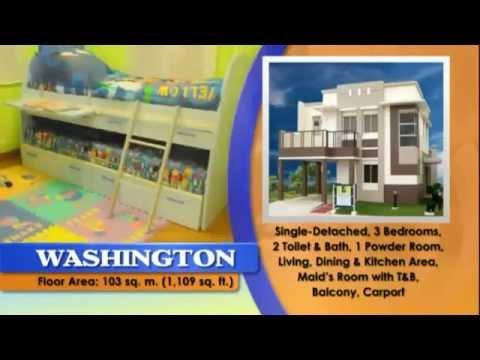 Washington Place Dasmarinas Cavite along Aguinaldo Highway near Robinson and SM