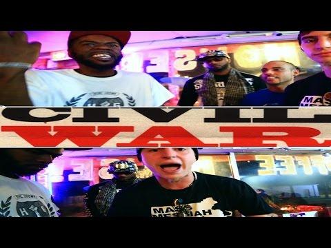 Tre Mega Vs Mass Messiah   Rap Grid & Homegrown Battleground   Rap Battle
