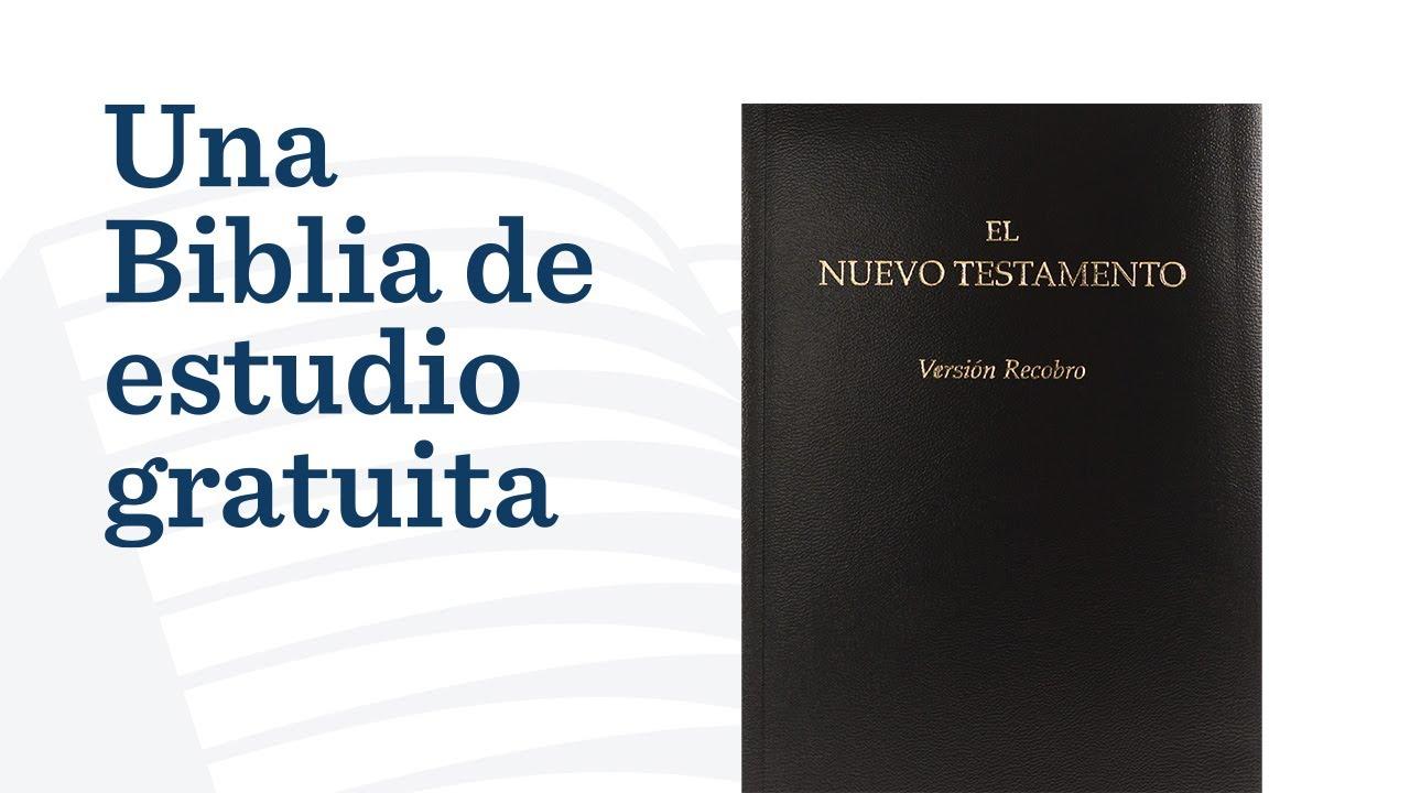 Matrimonio Biblia Nuevo Testamento : Una biblia gratuita el nuevo testamento versión recobro