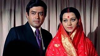Chhota Sa Ghar Apna - Yogeeta Bali - Sanjeev Kumar - Charitraheen Songs - Lata Mangeshkar