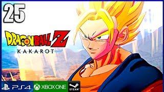 DRAGON BALL Z KAKAROT Vegetto vs Buu Gohan | Gameplay Español Parte 25 | Saga Buu