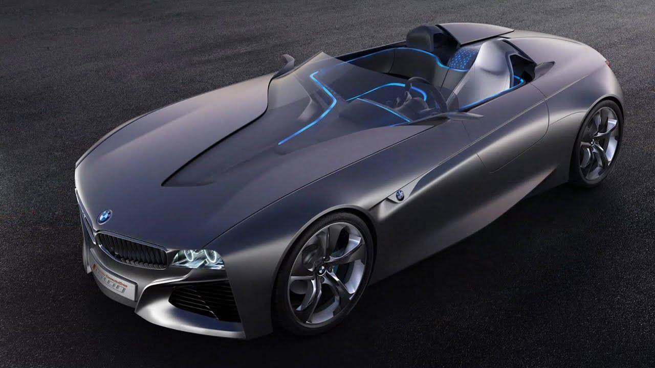 2011 BMW Vision ConnectedDrive Concept - YouTube