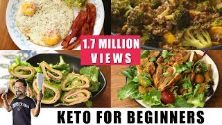 Keto For Beginners - Ep 1 - How to start the Keto diet | Keto Basics with Headbanger's Kitchen