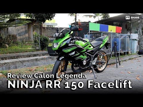 Review Calon Legenda | Ninja RR 150 2016 Facelift