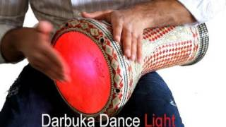 Darbuka Dance Light Device - ArabInstruments.com - طبلة