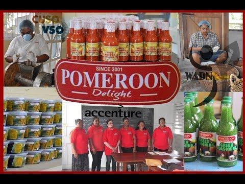 Pomeroon Delight