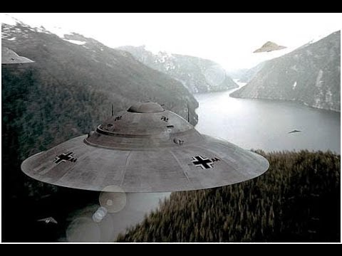 Ветеран Вермахта рассказал о самой секретной программе.НЛО.Как все начиналось.Документальный
