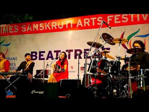 East meets West Music performance -Upvan Art Festival 2017