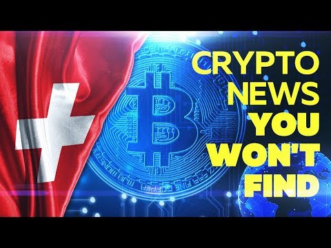 TOP Headlines Coming Out Of The Cryptocurrency And Blockchain Space In Switzerland