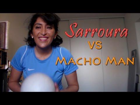 Sarroura VS Macho Man