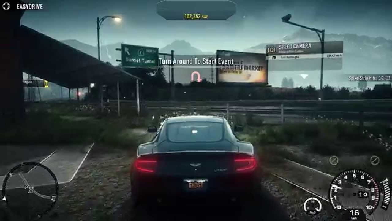 need for speed rivals how to play multiplayer