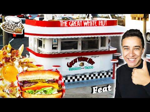 Le premier FastFood de Los Angeles ! Feat Aiekillu