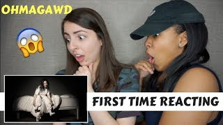 Billie Eilish - bury a friend (REACTION) Video