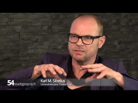 54stadtgespräch - Karl Sibelius