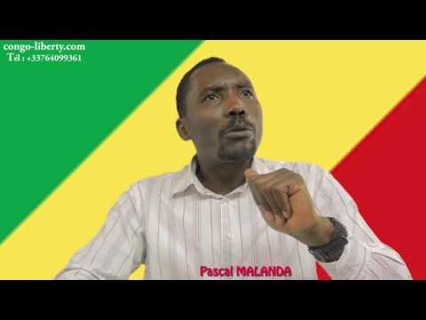 Pascal MALANDA décrypte la situation politique du Congo-B