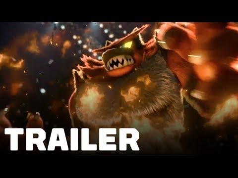Super Smash Bros. Ultimate: Incineroar and Ken Reveal Trailer