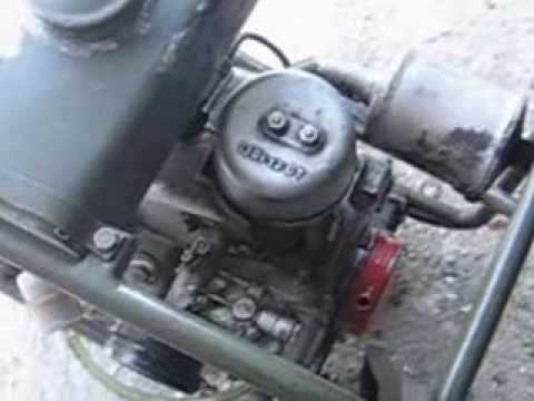 Inne rodzaje agregat wojskowy prądotwórczy pab 2 - YouTube YL11