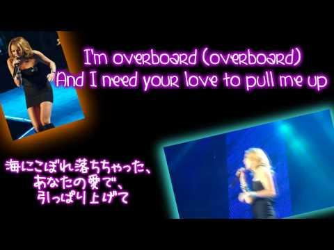 Justin Bieber & Miley Cyrus - Overboard - 日本語訳&歌詞付き HD