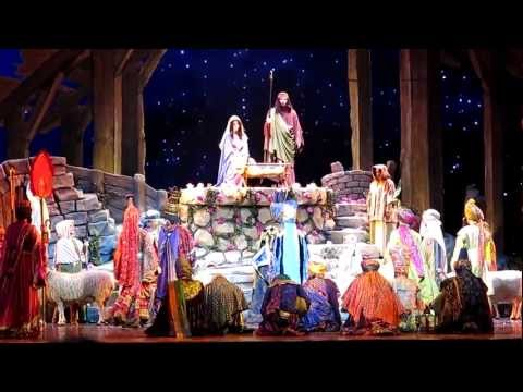 Radio City Christmas Spectacular 2012 - THE LIVING NATIVITY
