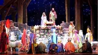 Radio City Christmas Spectacular 2012 - The Living Nativity