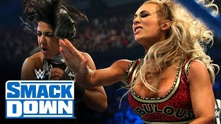 Bayley vs. Carmella - SmackDown Women's Championship Match: SmackDown, Feb. 14, 2020