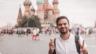 THE MOSCOW ICE CREAM STORY 🍦