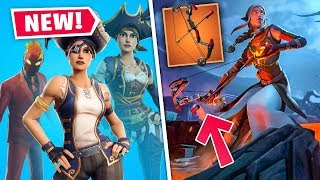 EPIC GAMES A REVEALED FORTNITE WARNING (Weapons, Events - Skins)