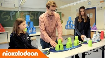Hey Nickelodeon | Speedstacking | Nickelodeon Deutschland