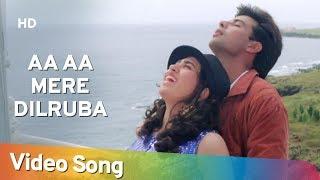 Aa Aa Mere Dilruba (HD) | Aatish (1994) | Karisma Kapoor | Atul Agnihotri | Nadeem Shravan Hits