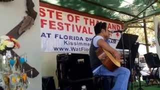'Jai Sung Ma' by Kal Synakorn  @ Taste of Thailand (Kissimmee, Florida )10/5/14 Thumbnail