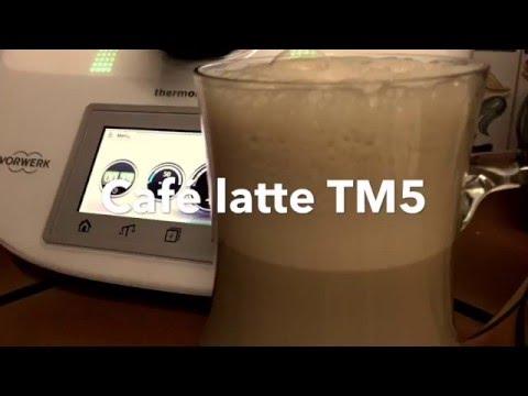 Café Latte Thermomix TM5