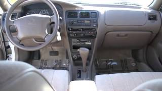 1997 Toyota Corolla - 4D Sedan San Jose Bay Area San Francisco East Bay Freemont Fremont C