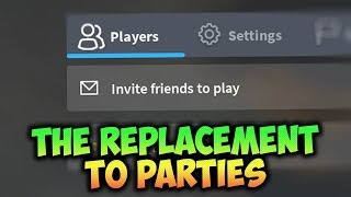 ROBLOX's New Party System