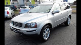2007 Volvo XC90 V8 AWD Walkaround, Start up, Tour and Overview