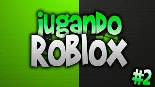 jugando a Roblox | play agus