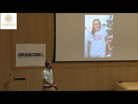 Edmond Shami | AMENDS Talks 2017
