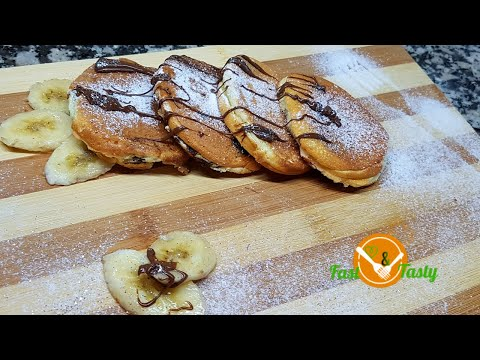 pancakes-japonaises-au-nutella-recette-facile/بان-كيك-سهل-ولذيذ-جدا/japanese-pancakes-with-nutella