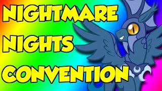 My Nightmare Nights Convention Trip! (Please watch the beginning)