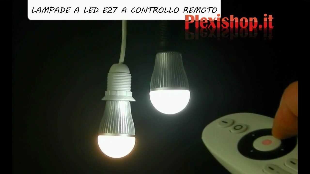 LAMPADE LED - YouTube