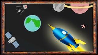 Видео для детей  Полёт  в космос (2 часть)  Video for kids Flying in space (part 2)(Видео для детей Полёт в космос (2 часть) - в этом видео мультфильме мы полетим в космос и снова будем сражатьс..., 2016-03-13T21:40:43.000Z)