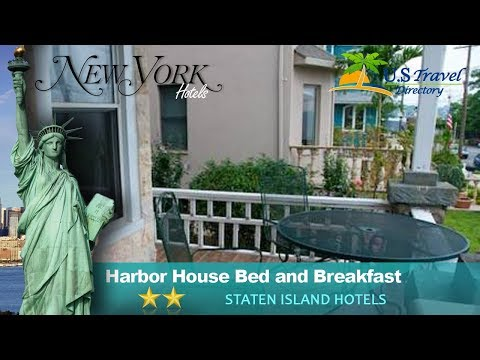 Harbor House Bed and Breakfast - Staten Island Hotels, New York