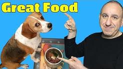 Raw Feeding Beagle basics and recipe