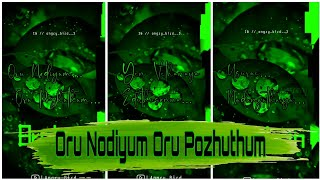 Oru Nodiyum Oru Pozhuthum 💚 Annakodiyum Kodiveeranum 💚 Love Failure Whatsapp Status 💚 Angry Bird
