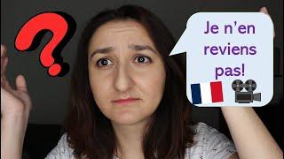 Урок#178: Фраза дня. Или очередные странности французского языка