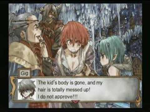 Soul Nomad- Gig Ending (female)/ Story (55k/55) |